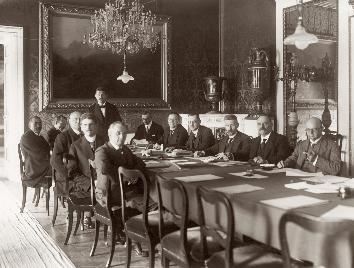 das Bauer Kabinett